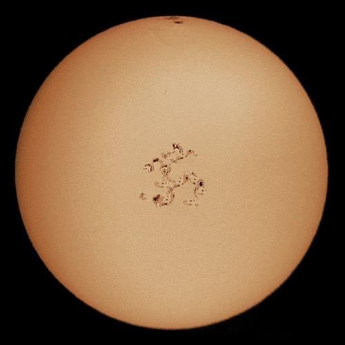 Sonic Sunspots